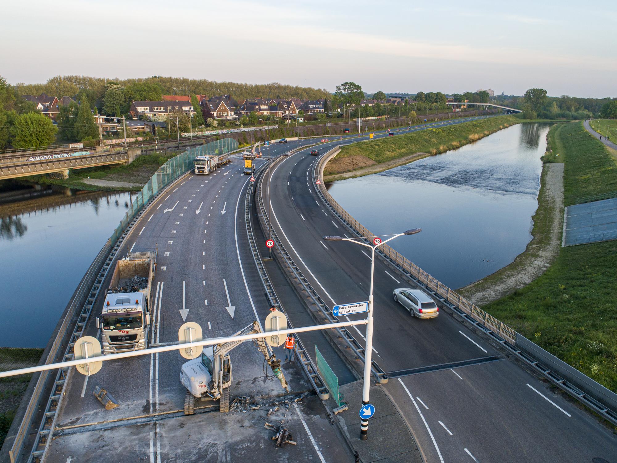 Randweg 's-Hertogenbosch Noordbaan